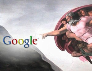 God and Google