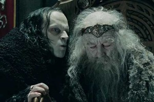 Affliction and Flattery Wormtongue