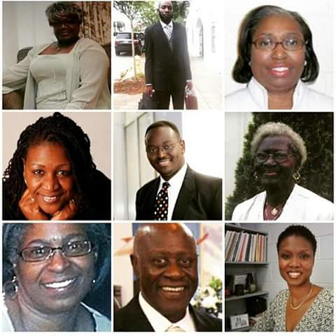 9 martyr s from Charleston church  slaining