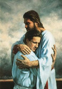 MEETING CHRIST IN SUFFERING
