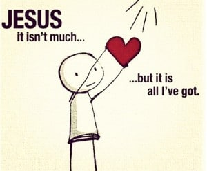 My Heart Belongs to God