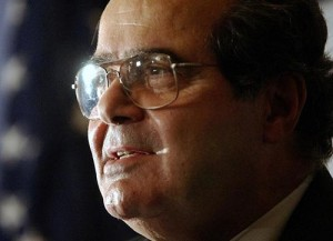 Wise Justice Scalia