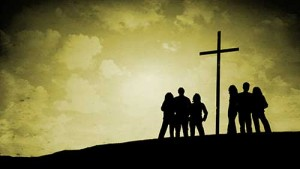 Crucified Love for People