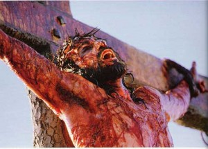 Excruciating Crucifixion Spiritual Separation