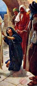 Insistent Prayer of the Canaanite Woman