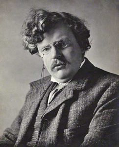 The Brute Force of Reason G.K. Chesterton