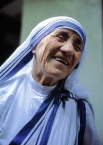 Mother Teresa No False Responsibility