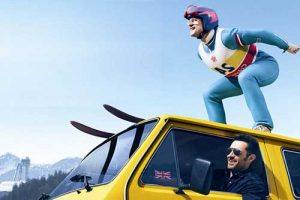 God Looks for Heart and He Rewards It Eddie the Eagle