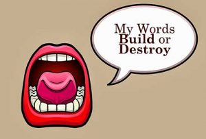 Knowing When My Words Build or Destroy