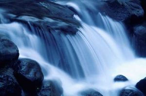 Living Water Never Stops Flowing