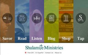 Shulamite Ministries: A Ministry to Christ