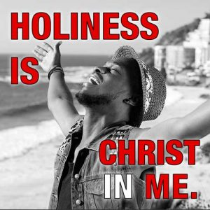 No Longer Self, I'm IN Christ