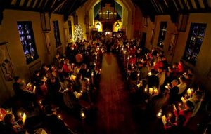 The Worship and Celebration of Christmas