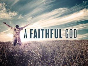 Thank God, God is ALWAYS Faithful