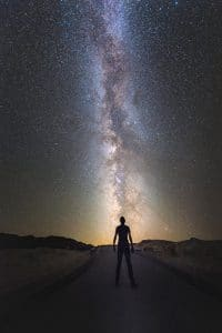 God's Sovereignty in the Milky Way