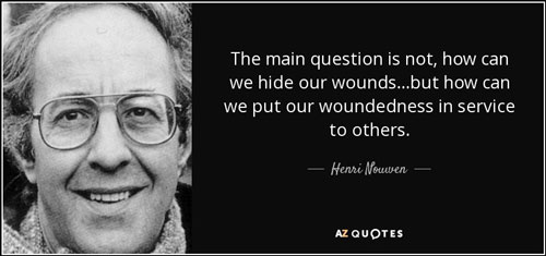 Wholeness and Henri Nouwen