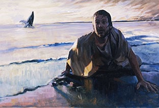 Being in Christ and Jonah Being in the Whale