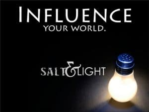 Influence as Salt and Light