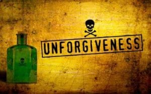 Unforgiveness and the Next Door Neighbor