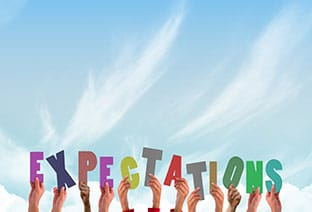 Expectations Versus Receiving God's Gifts